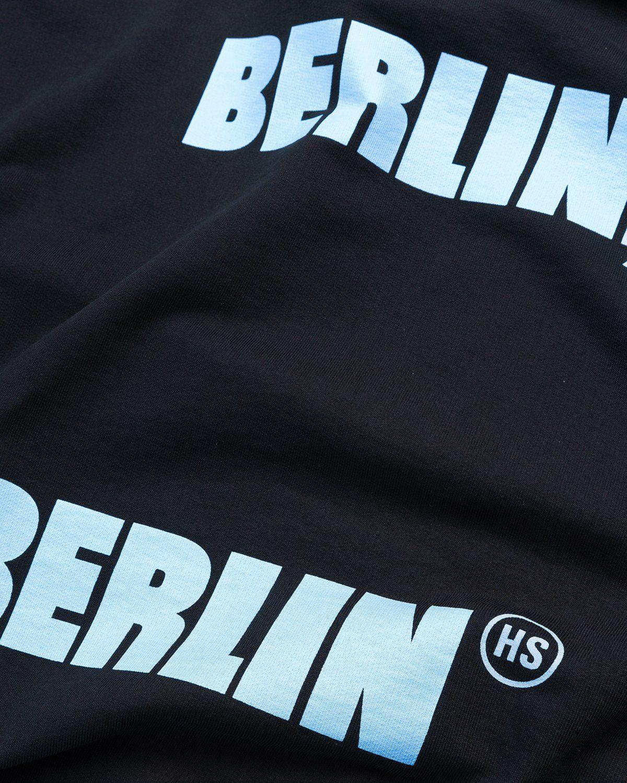 Highsnobiety x Berlin Berlin 2 – Hoodie Black - Image 6