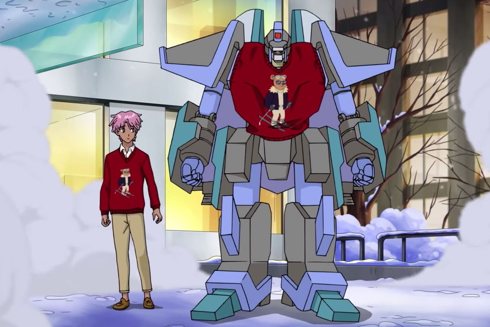 neo yokio fashion refrences lead anime jaden smith netflix