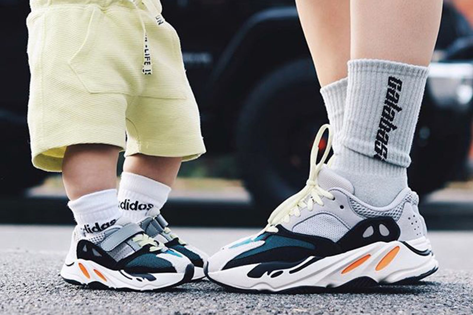 The Best Baby-Sized Sneakers To Cop For Your Kid