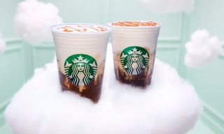 Ariana Grande Is Collaborating With Starbucks on Her Own Drink