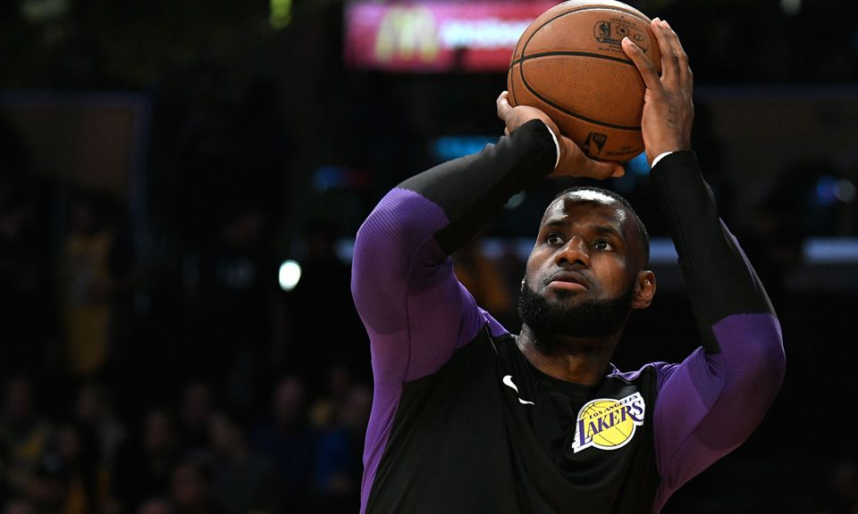 a93501a2 Watch the First Trailer for LeBron James' 'Shut up and Dribble' Documentary