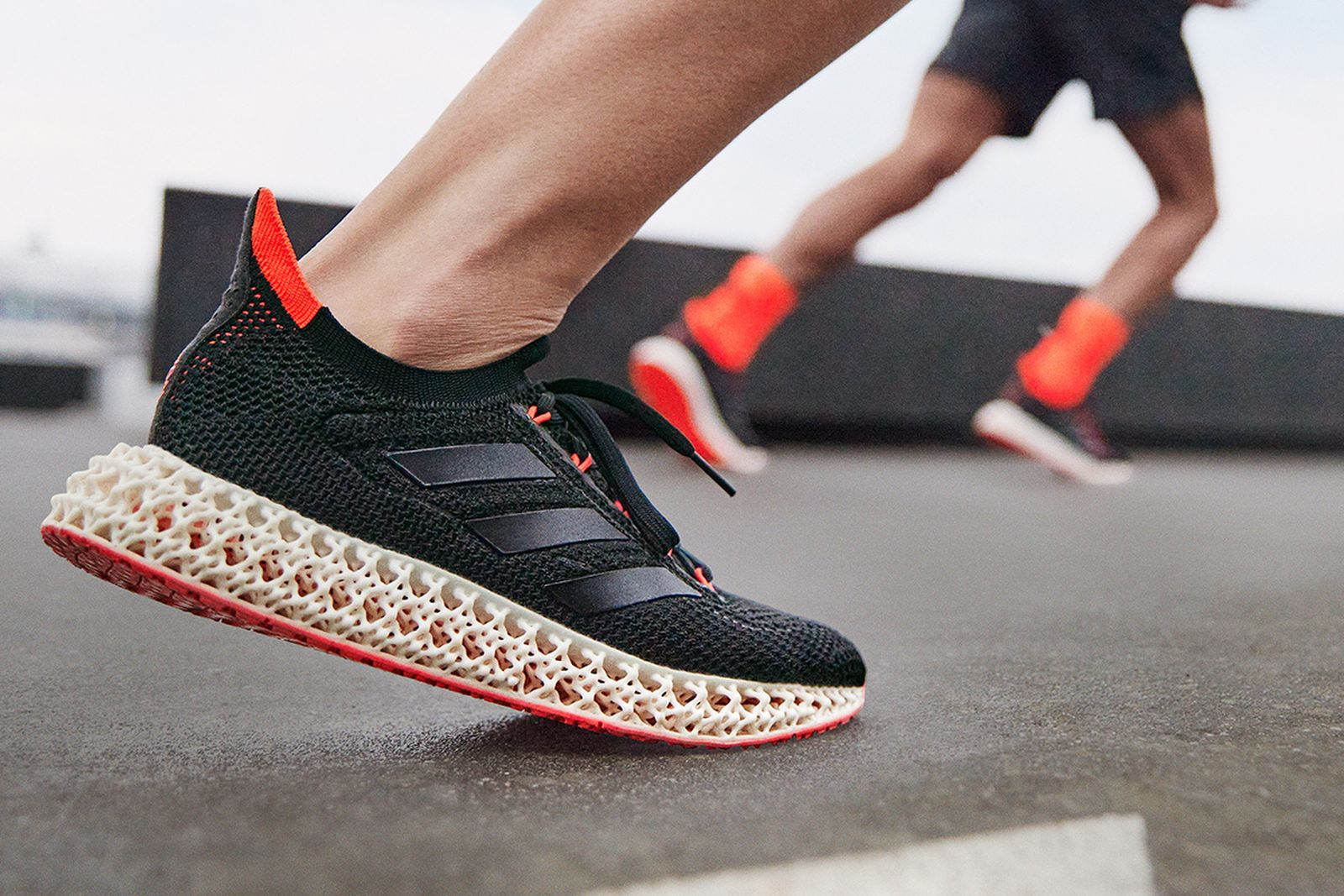 adidas 4D FWD Interview About the Design & Future of the Tech