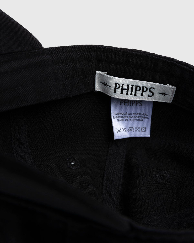 PHIPPS – Hyeroglyph Cap Black - Image 6
