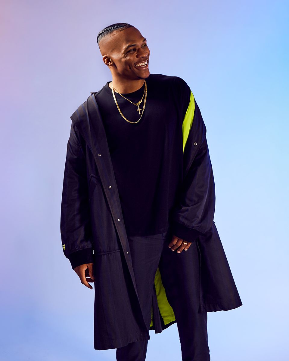 Opening Ceremony's New Jordan Brand Collection Draws From Russell Westbrook's Personal Style