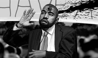Kanye West's Assassination Is Depicted in DJ Muggs & MF Doom's New Video