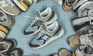 """Packer Reworks New Balance's X-90 Recon for New """"Infinity Edition"""""""