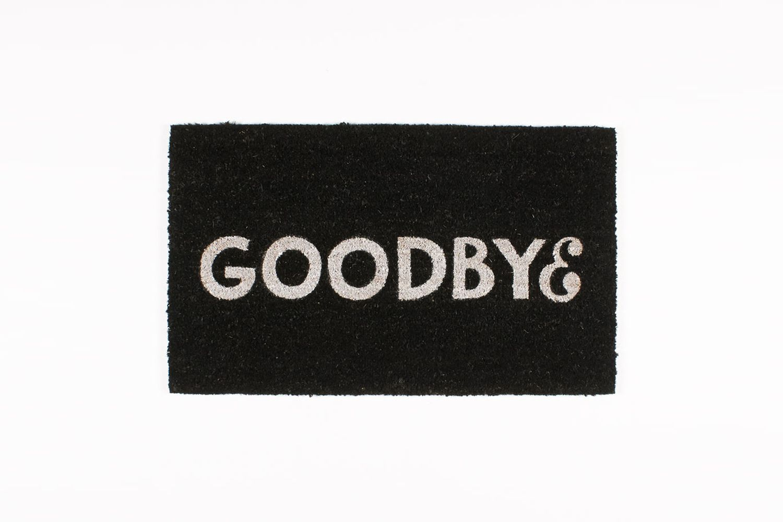 Goodbye Doormat