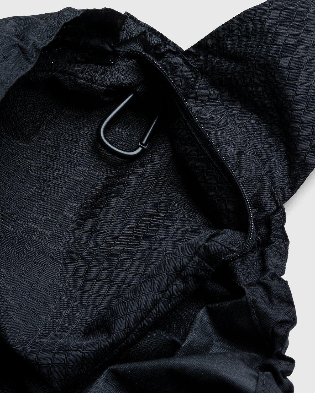 PATTA – Diamond Packable Tote Bag Black - Image 6