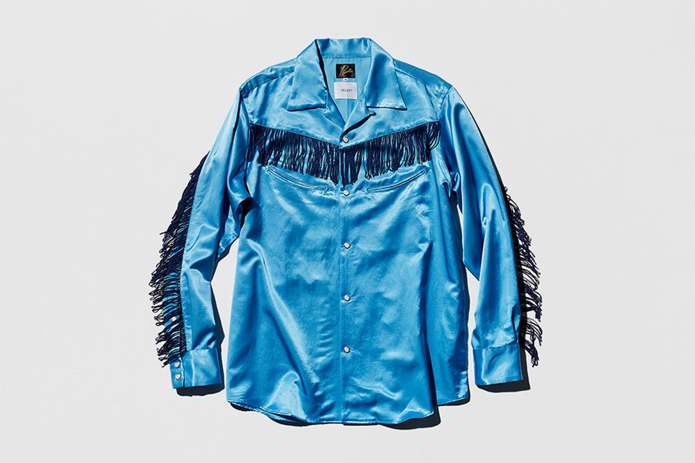 Fringe Cowboy Shirt