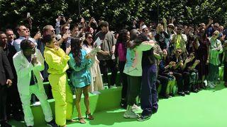 vigil abloh vogue British Vogue Louis Vuitton naomi campbell