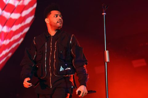 a2cbf9d3 The Weeknd Previews His Unreleased BAPE Collab
