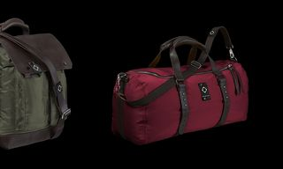 MA.STRUM Outerwear Launch Water-Resistant Luggage Line