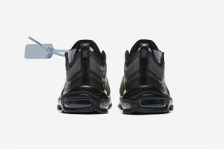 design de qualité 8de78 c8933 OFF-WHITE x Nike Air Max 97 Black & Menta: Sold Out Everywhere
