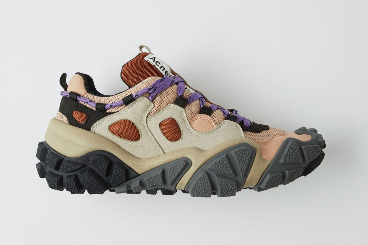 e428860dba72 Acne Studios Delivers Two New Hiking-Inspired Sneakers in a Range of Colors