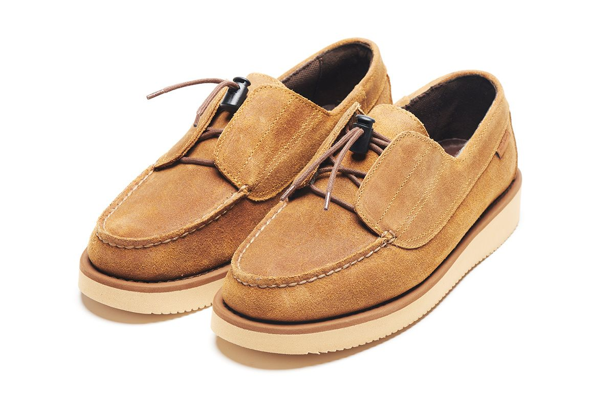 Engineered Garments x Sebago Gives the Boat Shoe the Update We've Been Waiting For 20