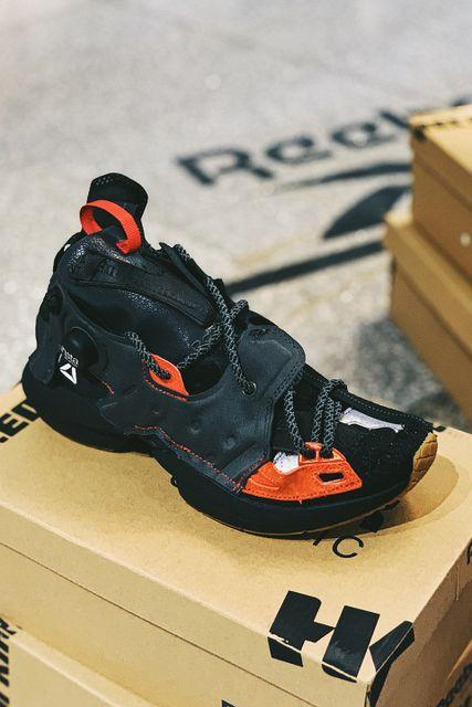 The Secret to Helen Kirkum's Amazing Custom Kicks Is… She Isn't a Sneakerhead