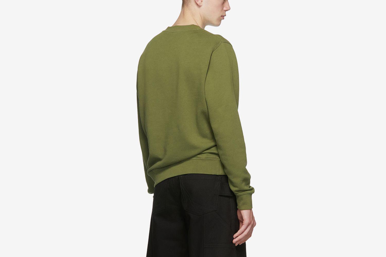 Anagram Flowers Sweatshirt