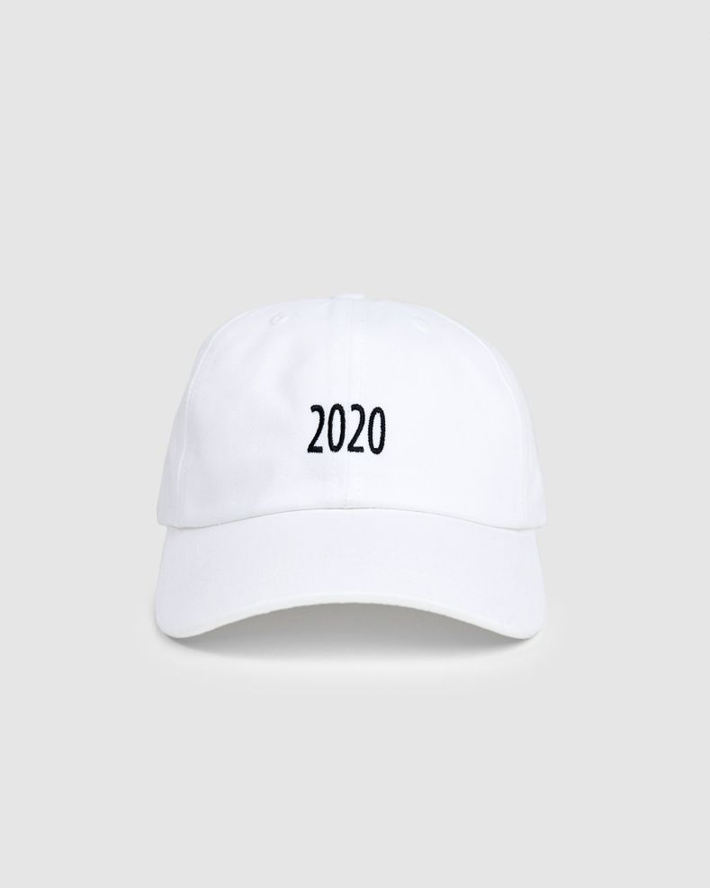This Never Happened - 2020 Cap White