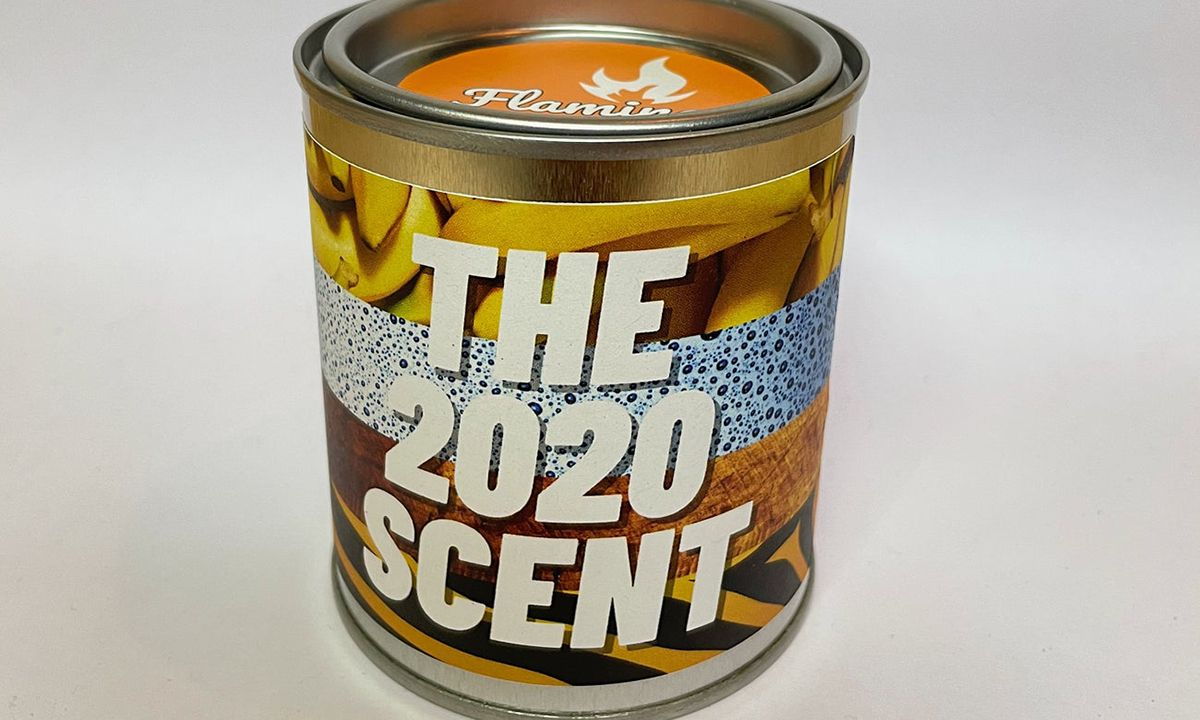 This Candle Is What 2020 Smells Like