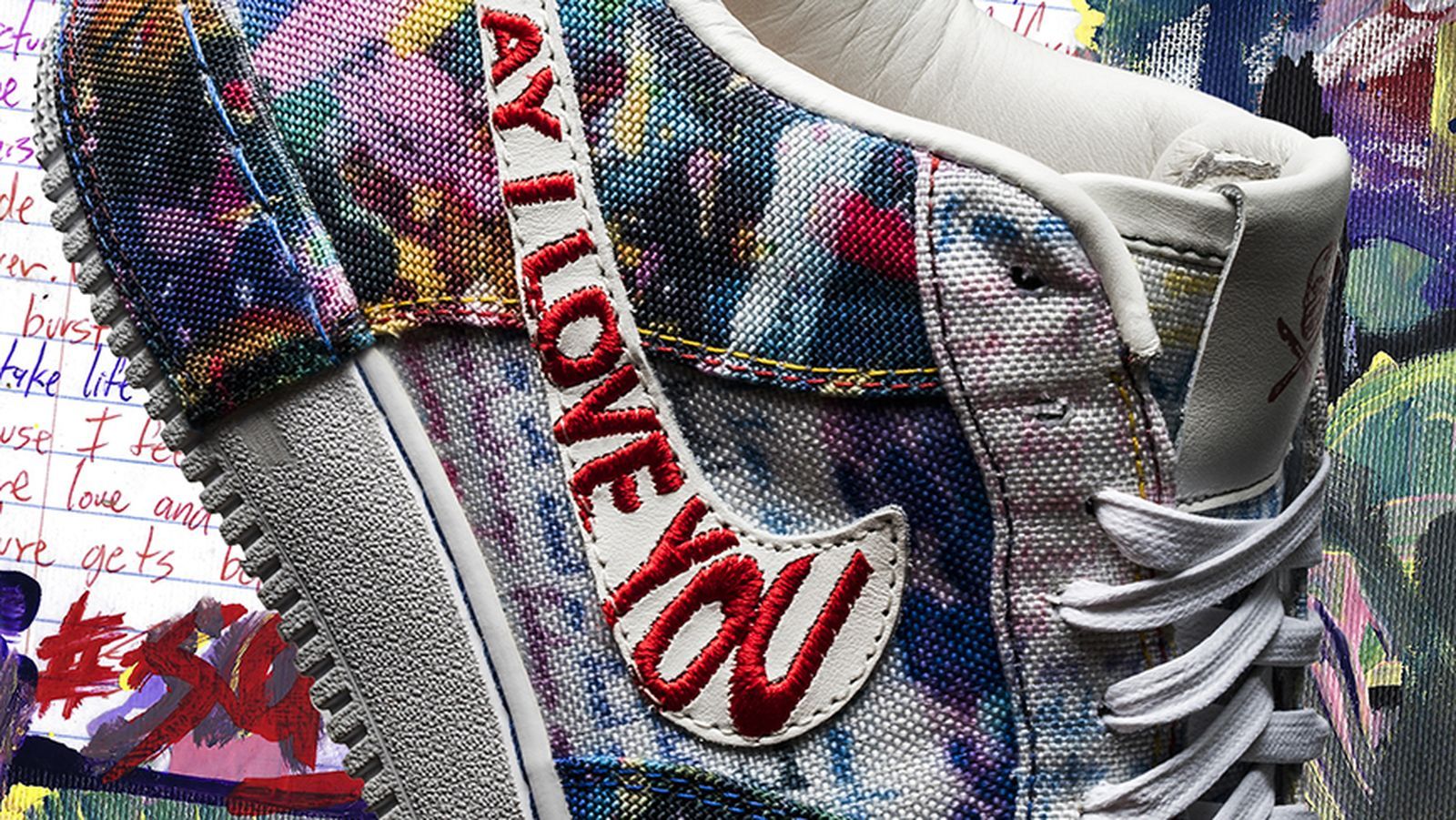 the shoe surgeon nike air force 1 say i love you release date price