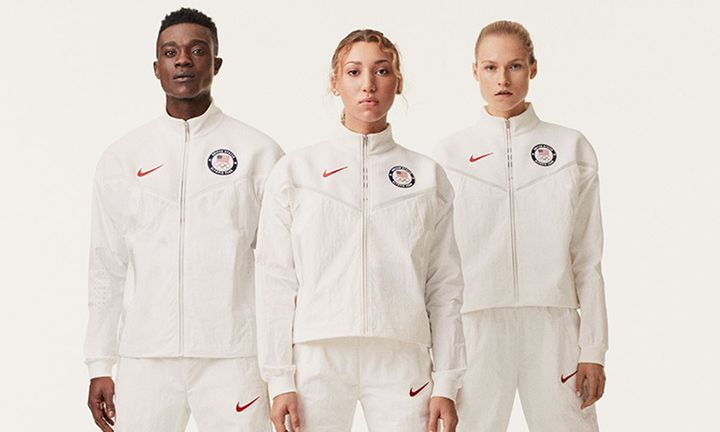 nike team usa collection
