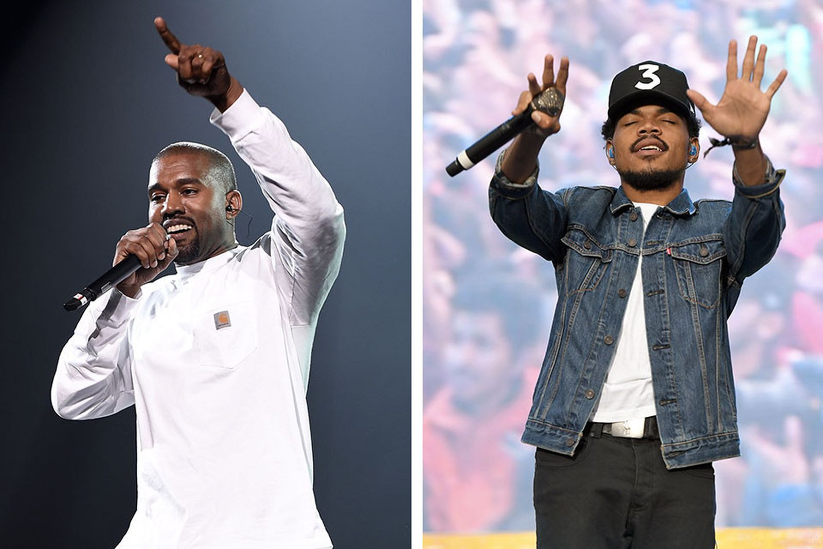 Kanye West Confirms 'Good Ass Job' Project with Chance the Rapper