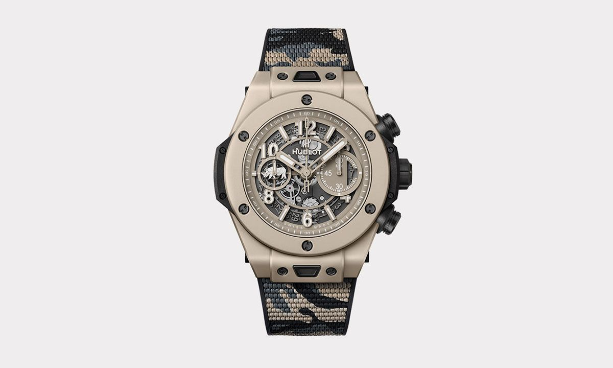 Hublot Launches Big Bang Unico SORAI to Help Rhinoceros Conservation