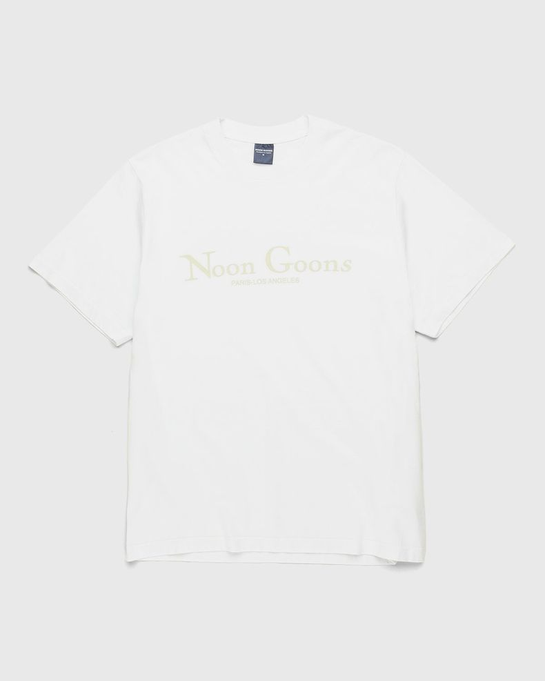 Noon Goons – Sister City T-Shirt White