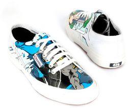 the latest 3b492 5f3ed Superga x DC Comics Sneakers