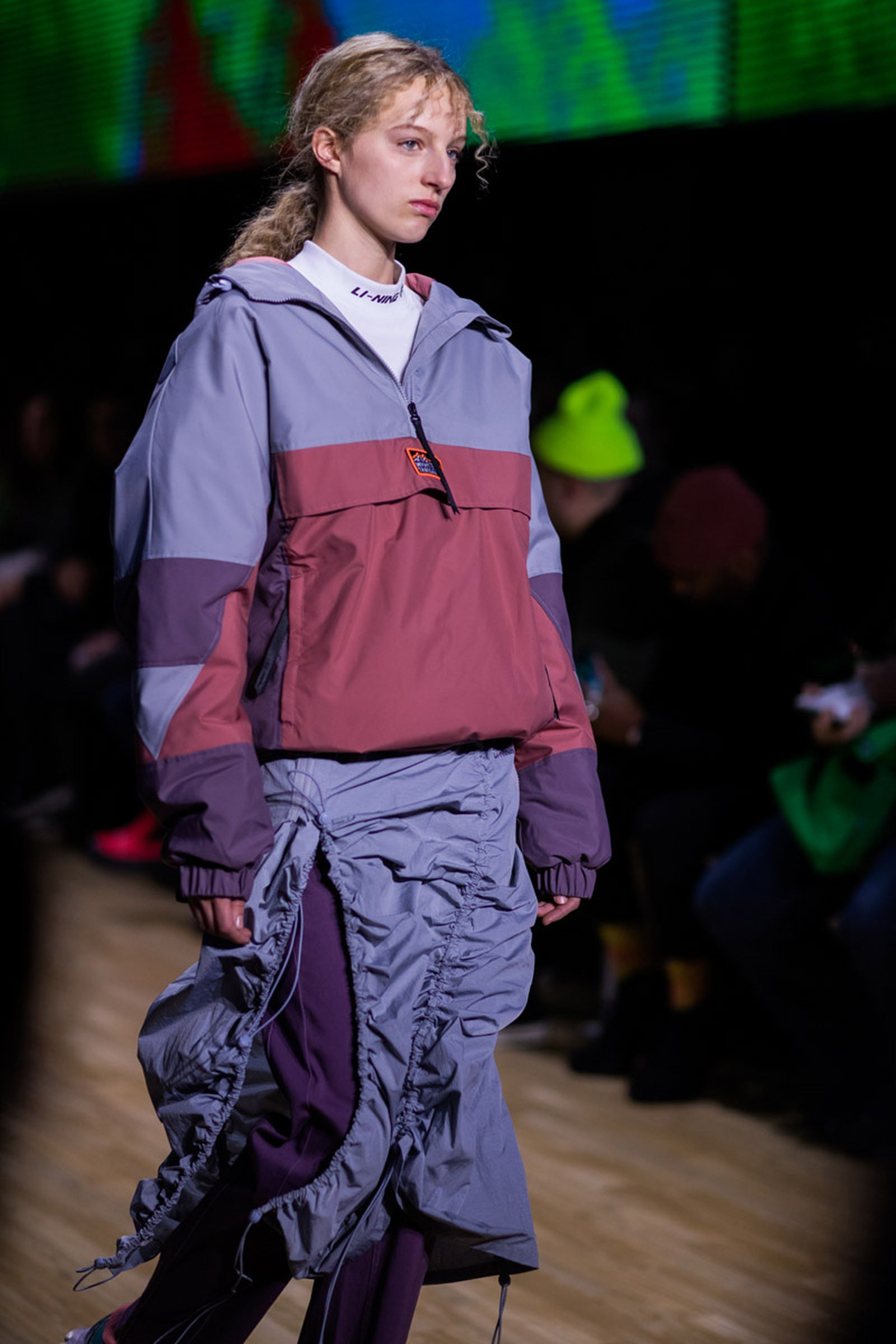 9li ning fw19 new york fashion week fall winter 2019 fashion shows nyfw