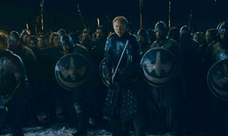 New HBO Teasers Show 'Game of Thrones' Epic Battle of Winterfell