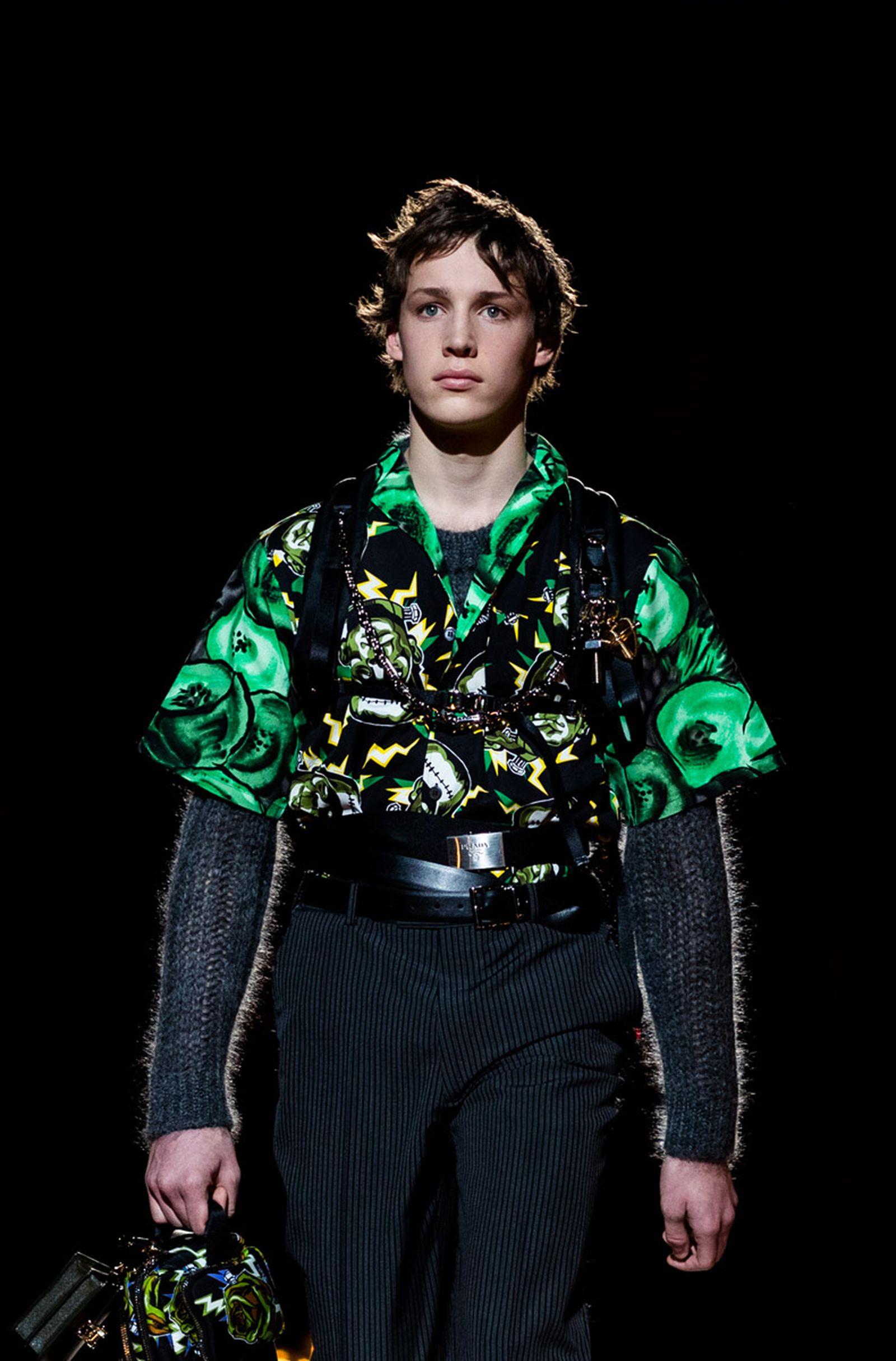 1prada fw19 milan fashion week rumway runway