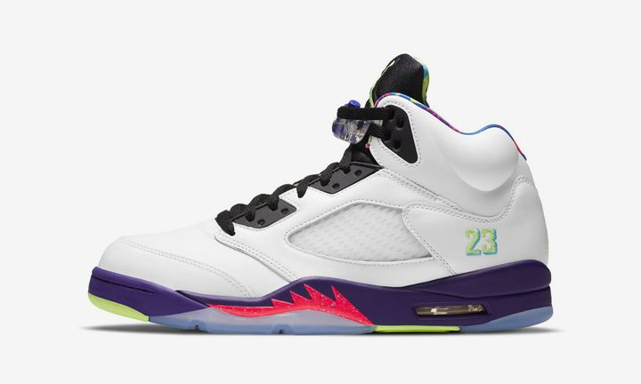 Air Jordan 5 Alternate Bel-Air