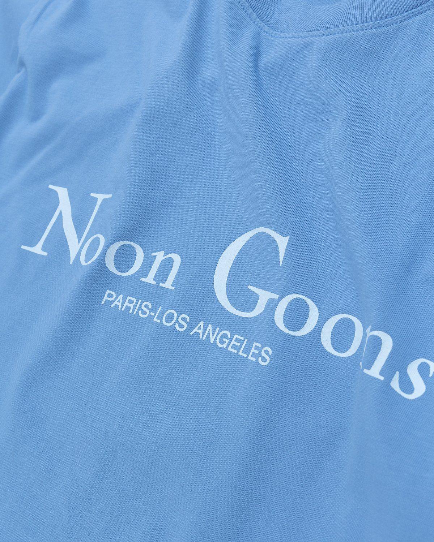 Noon Goons – Sister City T-Shirt Blue - Image 3