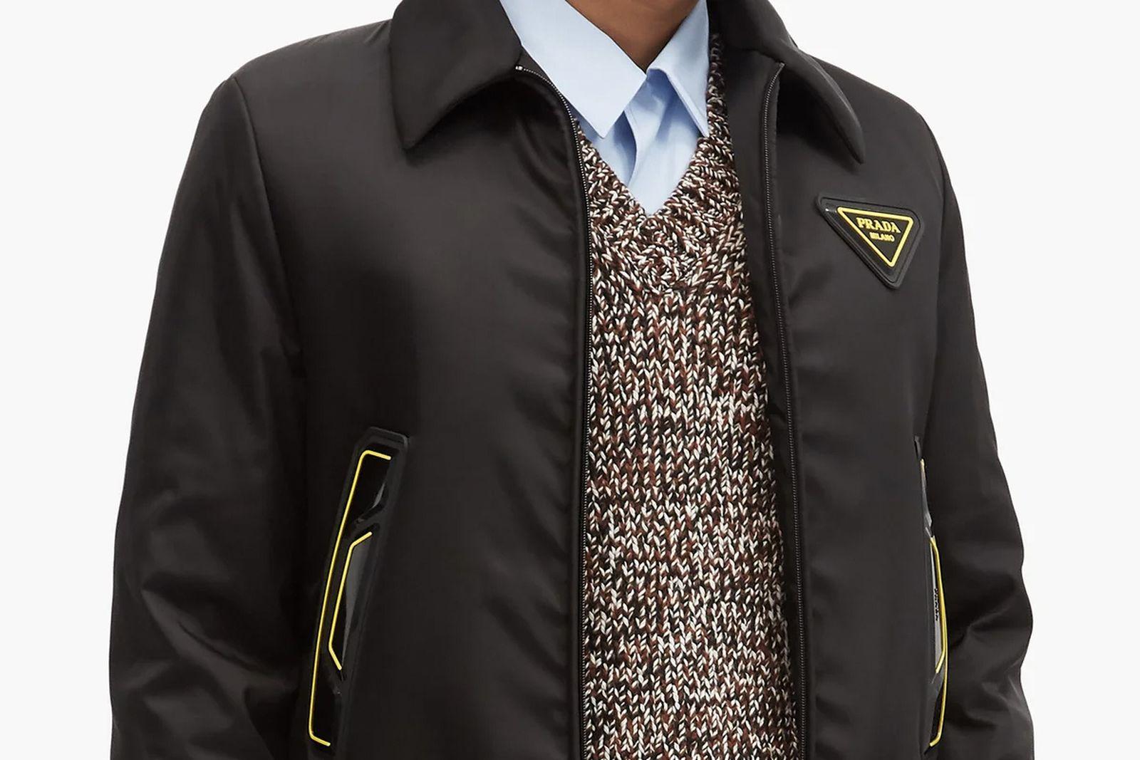 bomber jackets prada image