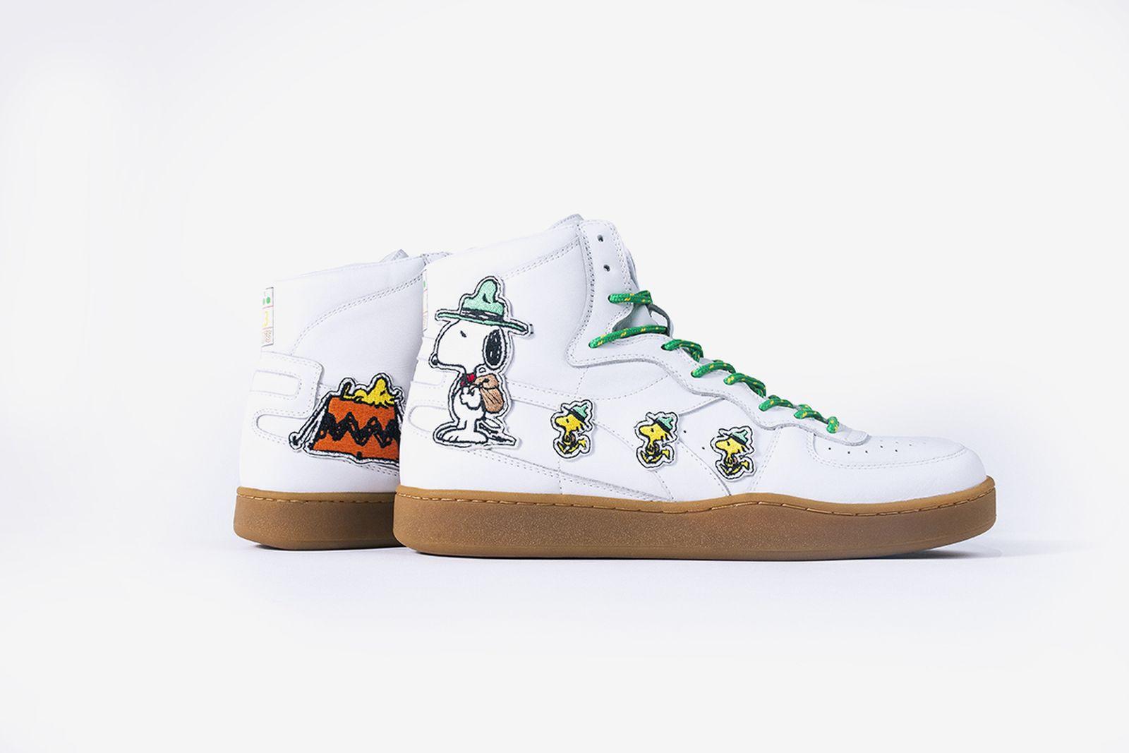 lc23 diadora peanuts sneakers release date price Diadora Mi Basket diadora b elite