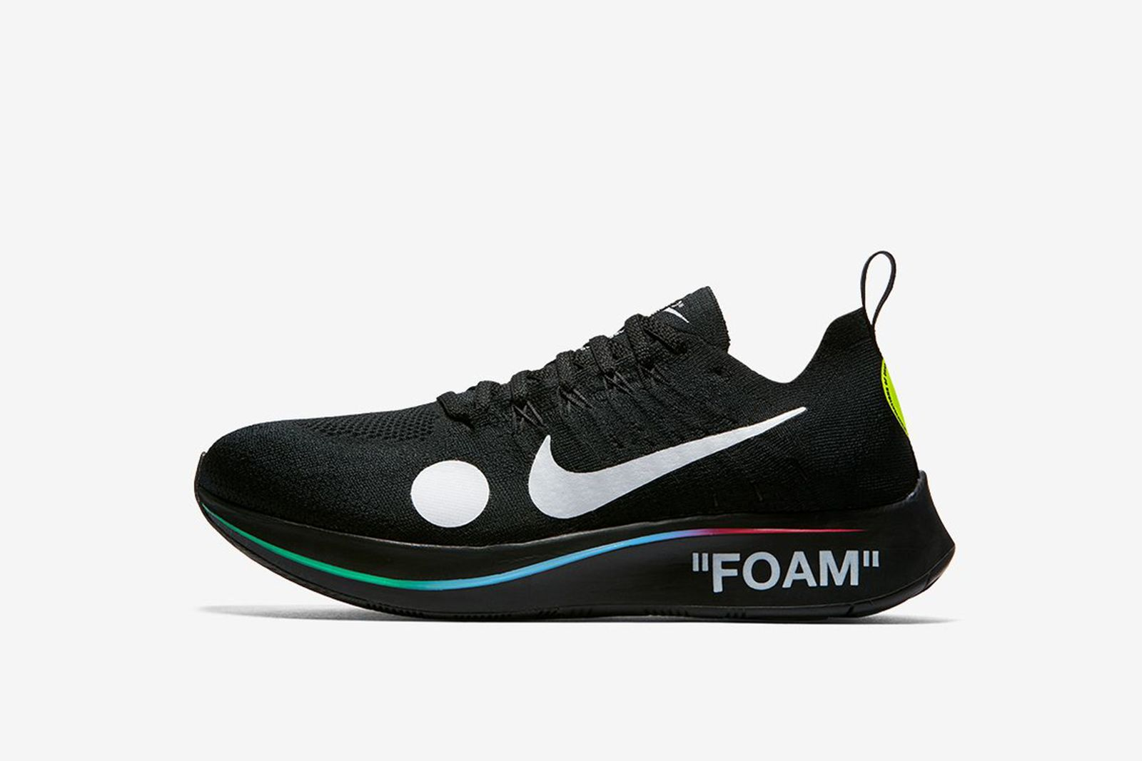 Zoom Fly Mercurial 2018 FIFA World Cup Nike OFF-WHITE c/o Virgil Abloh