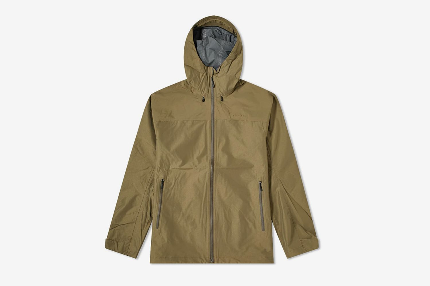 Packable Swiftwater Rain Jacket