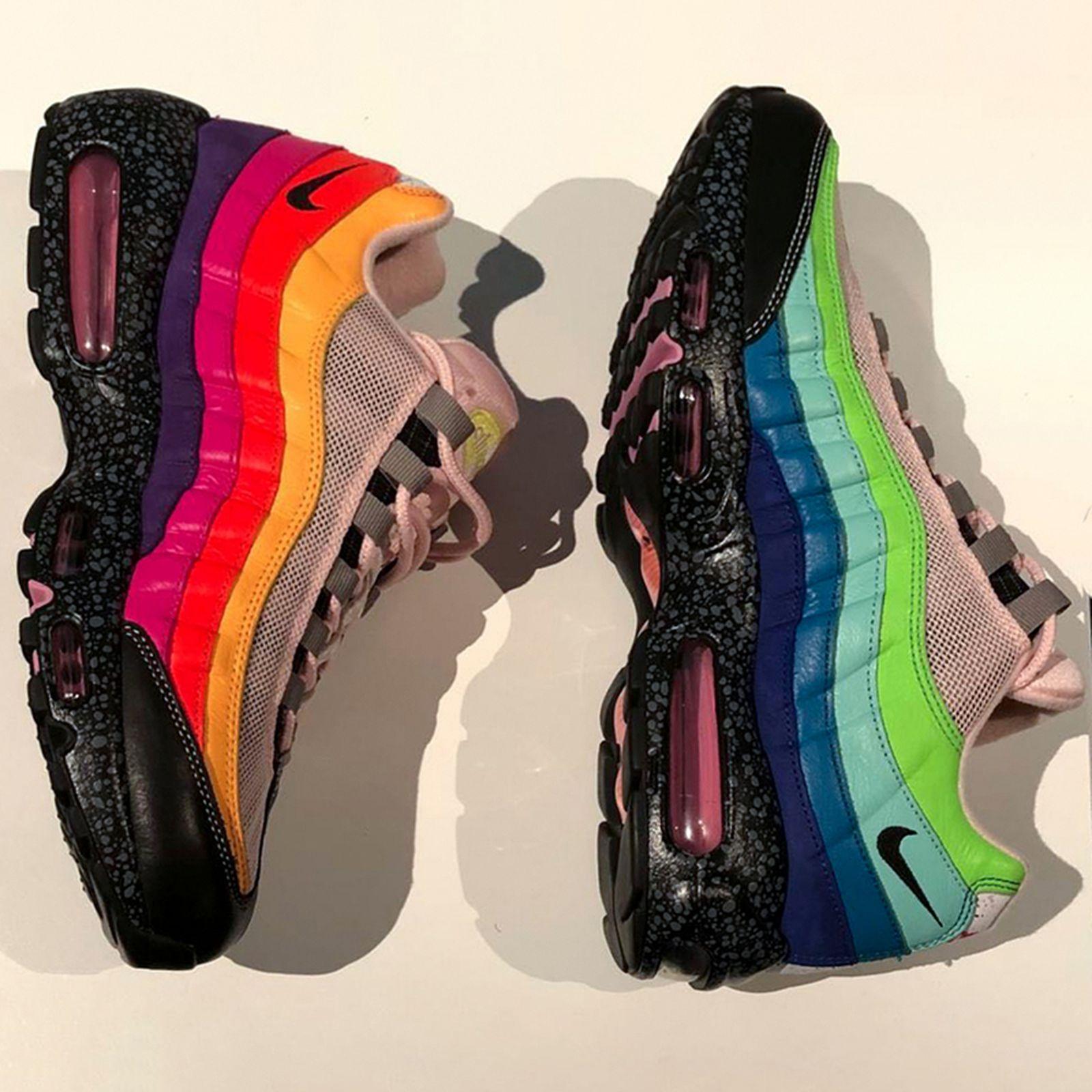 size? x Nike Air Max 95