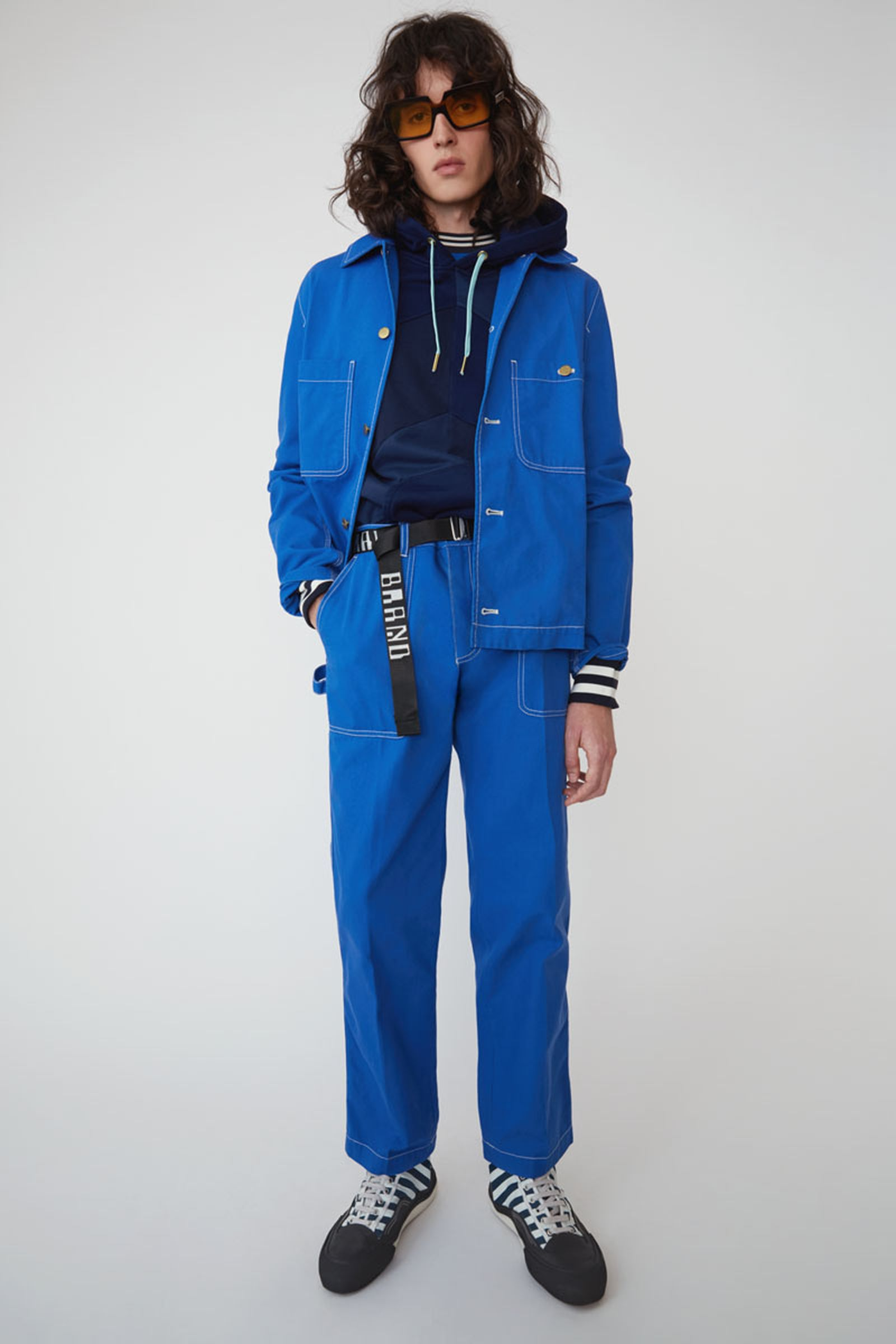 9acne studios ss19 denim collection
