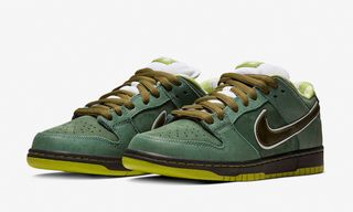 """The Concepts x Nike SB Dunk """"Lobster Green"""" Is About to Drop"""