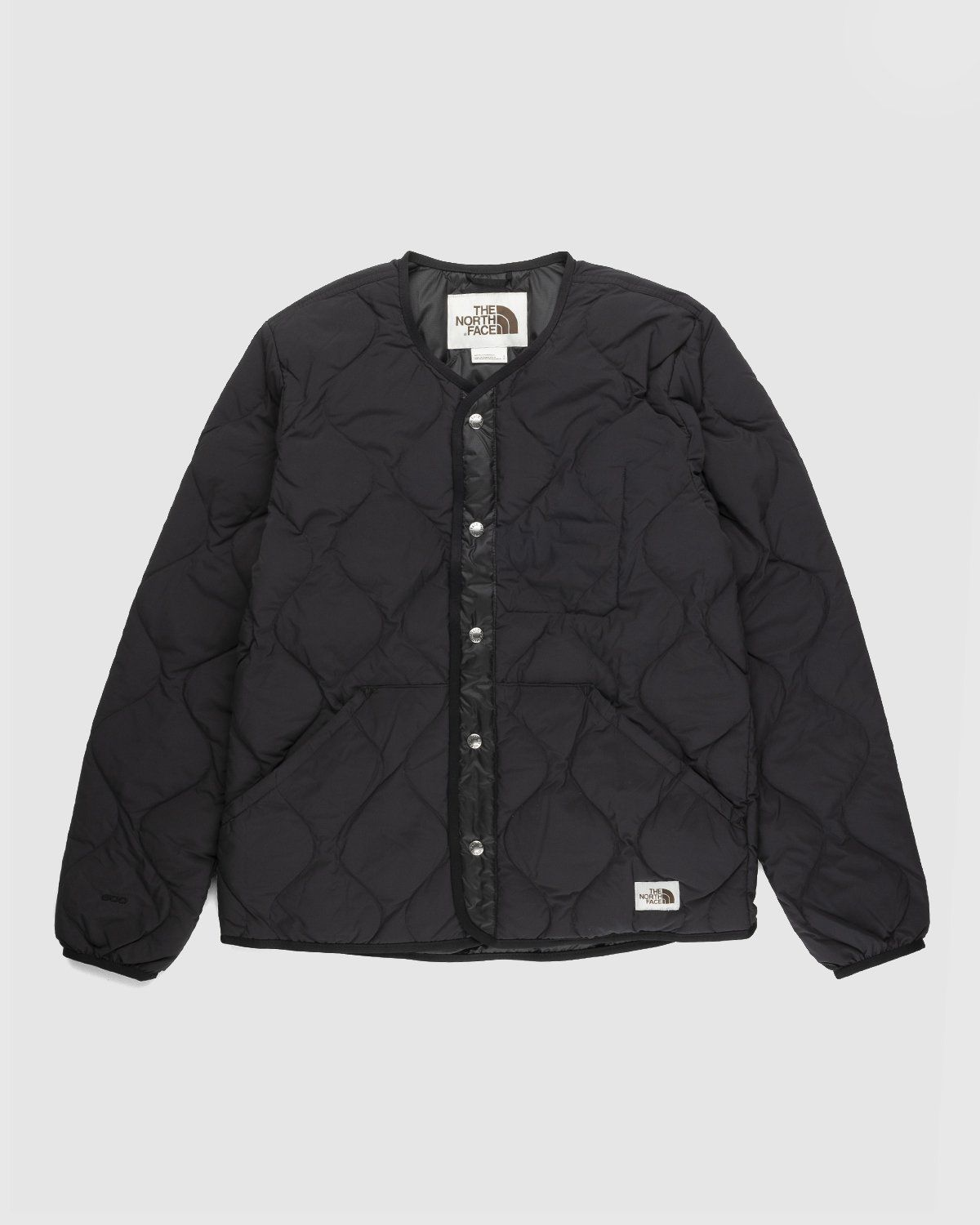 The North Face – M66 Down Jacket Black - Image 1
