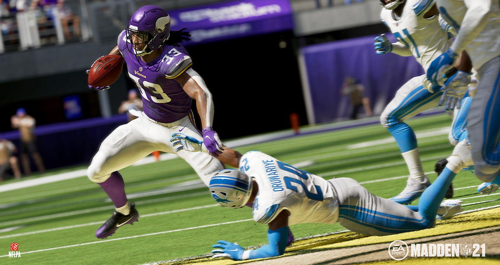 Madden NFL 21 screenshot