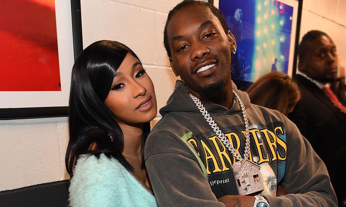 Cardi B Took Offset Back and Say's It's Hard To Talk Without The 'D' [VIDEO]