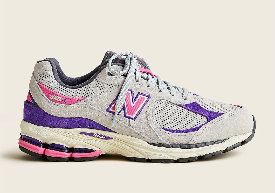 Overload on the New Balance 2002R With Six J.Crew Exclusive Colorways
