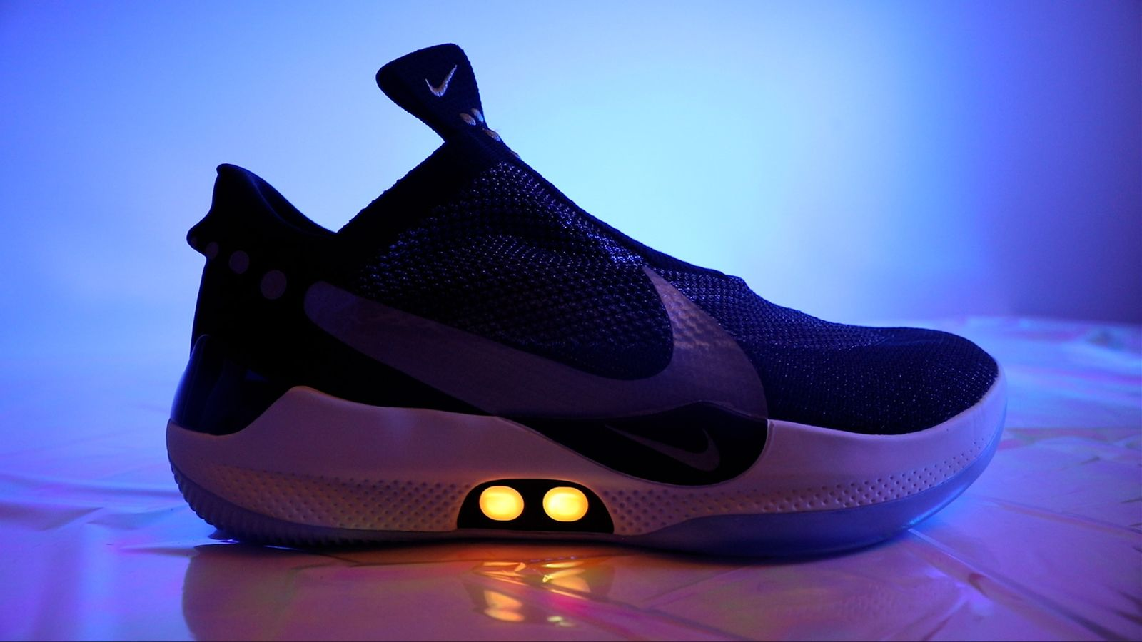 nike adapt bb sneaker review nike basketball