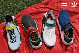 on sale 8359f f254f adidas Originals x Pharrell Williams Drop Colorful Capsule Today