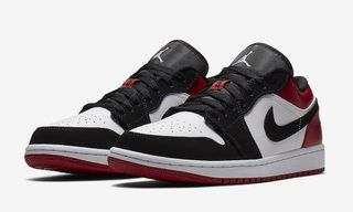 """more photos 4d7bc 14b7f Air Jordan 1 """"Bred Toe""""  An Early Pair is Selling for  10,000 Now"""