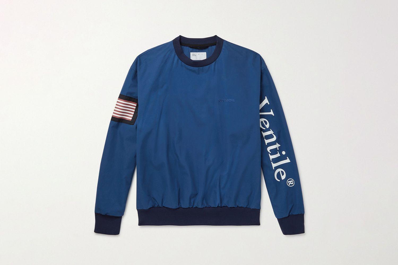 Ventile Sweatshirt