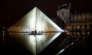 Legendary Louvre Pyramid Architect I.M. Pei Dies Aged 102